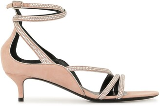 Pierre Hardy Strappy Heeled Sandal