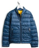 Moncler 'Acorus' puffer jacket - kids - Feather Down/Polyamide - 2 yrs