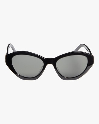 Saint Laurent Geometric Sunglasses