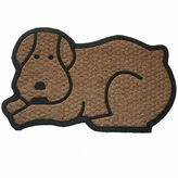 Asstd National Brand Panama TC Dog Doormat - 18X30