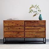 Logan 6-Drawer Dresser - Natural