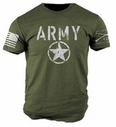 Grunt Style Army Men's T-Shirt