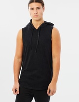 Silent Theory Core Hooded Muscle Tank