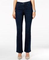 NYDJ Billie Verdun Wash Mini Bootcut Jeans