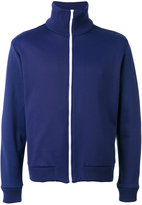 Golden Goose Deluxe Brand fleece zipped jacket - men - Cotton/Polyamide/Polyester - S
