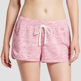 Xhilaration Women's Knit Sleep shorts