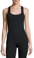 Alo Yoga Rib Support Tank, Black