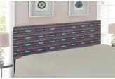 Ambesonne Decorative Metal Twin Panel Upholstered Headboard East Urban Home