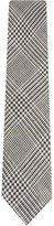 Drakes Tweed Linen Tie