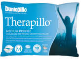Dunlopillo Therapillo Cooling Gel Medium Profile Memory Foam Pillow