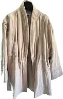 IRO Pink Viscose Coats