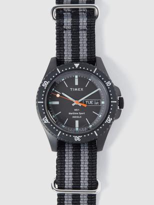 Timex Todd Snyder Maritime 41mm 3-H Watch