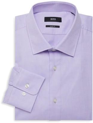 HUGO BOSS Marley Sharp-Fit Dress Shirt