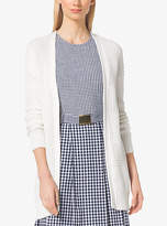 Michael Kors Cotton Cardigan