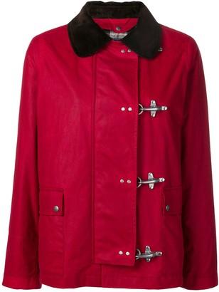 Fay 4 Ganci short jacket