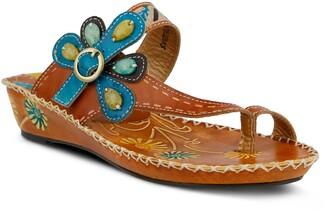 L'Artiste Santorini Sandal