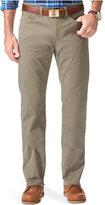 Dockers Big & Tall Straight-Fit Jean-Cut Stretch Khaki Pants