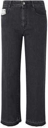 Stella McCartney Hem jeans