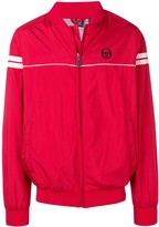 Sergio Tacchini embroidered logo sports jacket