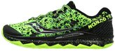 Saucony Trail Running Shoes Slime/black