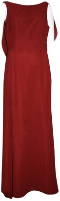 Jenny Packham Red Polyester Dresses
