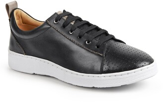 Sandro Moscoloni Myron Perforated Toe Lace-Up Sneaker