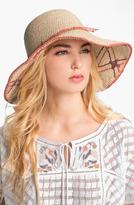 Helen Kaminski 'Lovells' Angled Wide Brim Hat