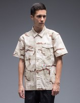 Undefeated Camo BDU Shirt
