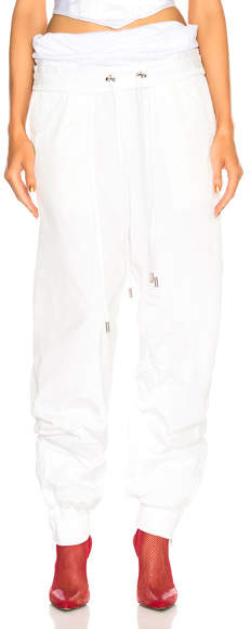 Y/Project Y Project Double Waistband Pants
