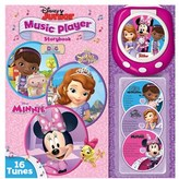 Simon & Schuster Disney Junior Music Player Storybook By Disney Junior.