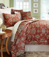 Southern Living Seville Floral Velvet Comforter Mini Set