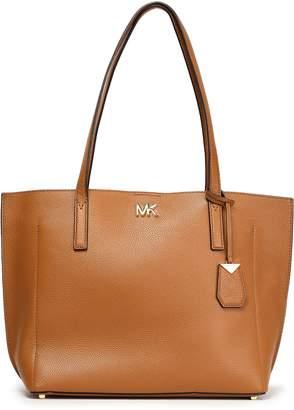MICHAEL Michael Kors Textured-leather Shoulder Bag