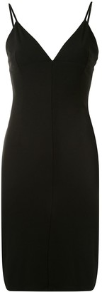 Alexander Wang V-Neck Slip Dress