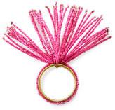 Kim Seybert Spider Beads Burst Napkin Ring