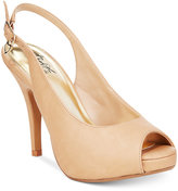 Thalia Sodi Camilla Slingback Pumps, Only at Macy's