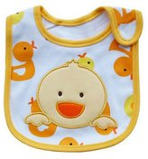 Square Baby Bibs, Doinshop Lovely toon Pattern Toddler Waterproof Saliva Towel