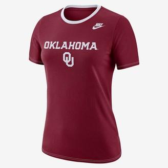 Nike Women's T-Shirt College Dri-FIT (Oklahoma)