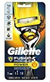 Gillette Fusion5 Proshield Power Men's Razor with 1 Razor Blade Refill and 1 Battery, Mens Fusion Razors / Blades