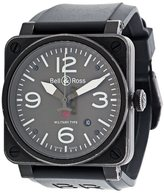 Bell & Ross 'Military Type' analog watch