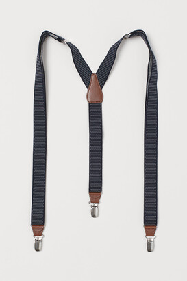 H&M Patterned Suspenders