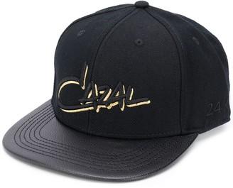 Cazal Embroidered Logo Cap