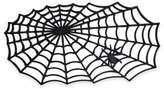 J&M Home Fashions Halloween Spider Web 19.5-Inch x 34.5-Inch Rubber Door Mat