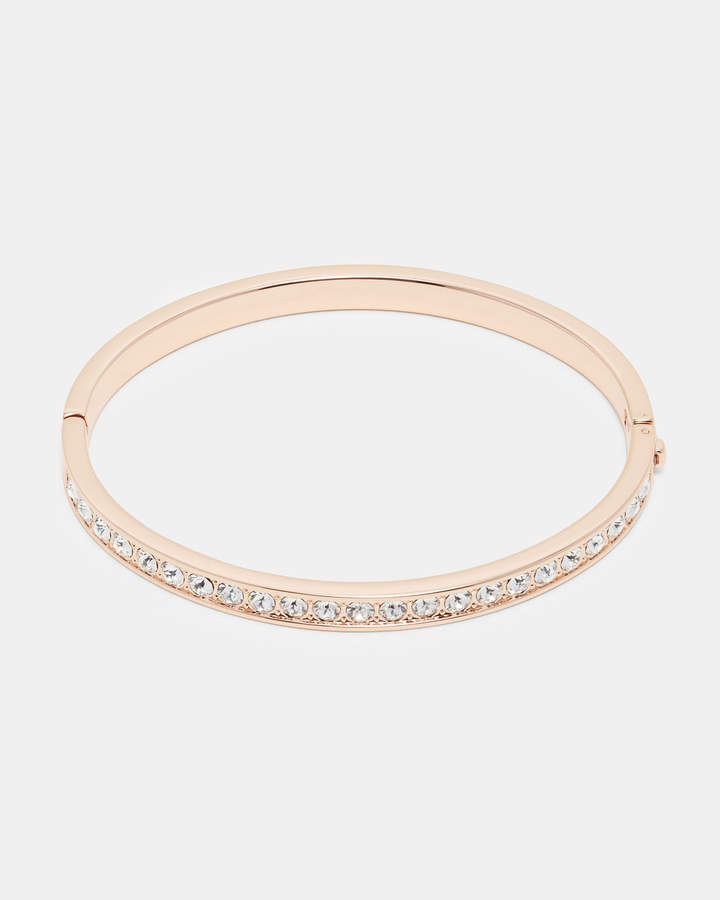 3593ca2d2 Clear Crystal Bangle - ShopStyle UK