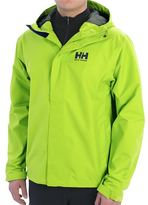 Helly Hansen Seven J Rain Jacket - Waterproof (For Men)