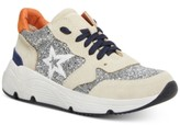 Steven New York Price Lace-Up Trainer Sneakers
