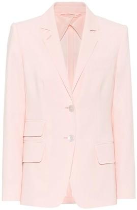 Max Mara Adele cotton blazer