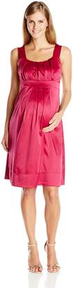 Ripe Maternity Women's Alexis Satin Dress