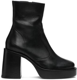Simon Miller Black Low Raid Boots