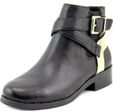 BCBGeneration Krew Women Round Toe Leather Ankle Boot.