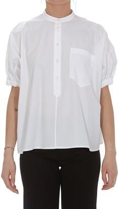 Aspesi Balloon Sleeve Shirt